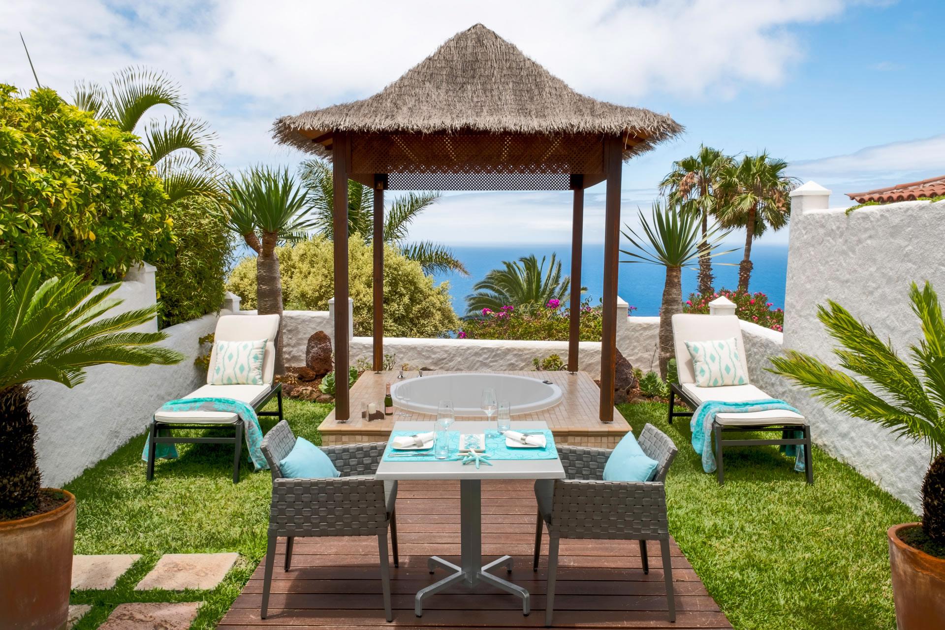 Insider Tip Jardin De La Paz: Dream Hotel In Tenerife With ... tout Casa Table De Jardin