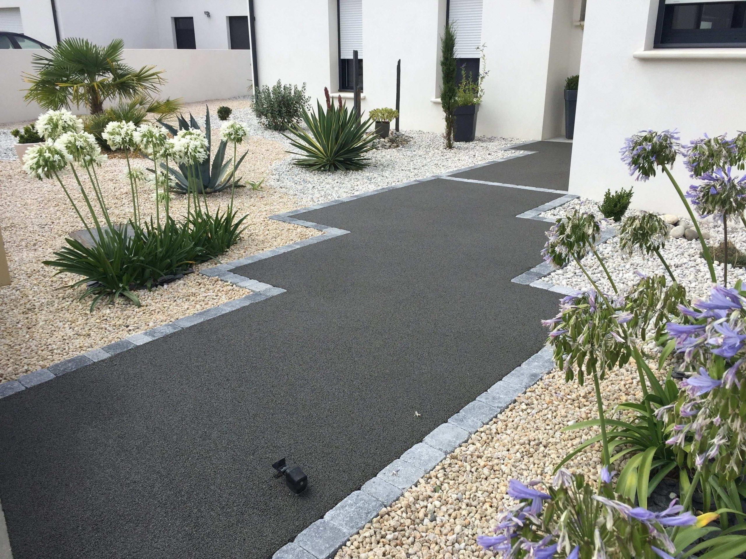Inspirational Revetement Allée De Garage Pas Cher | Jardin ... dedans Allée De Jardin Pas Cher