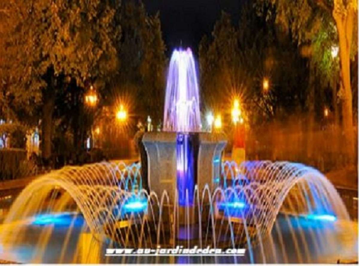 Installation D'une Fontaine En Pierre Dans Son Jardin | Au ... serapportantà Installation Fontaine De Jardin