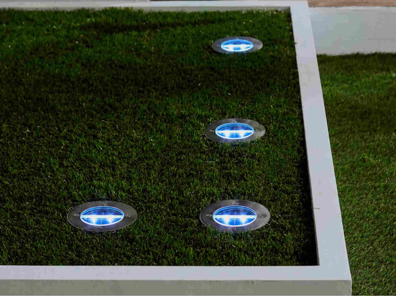 Installer L'éclairage Extérieur | Leroy Merlin tout Eclairage De Jardin Leroy Merlin