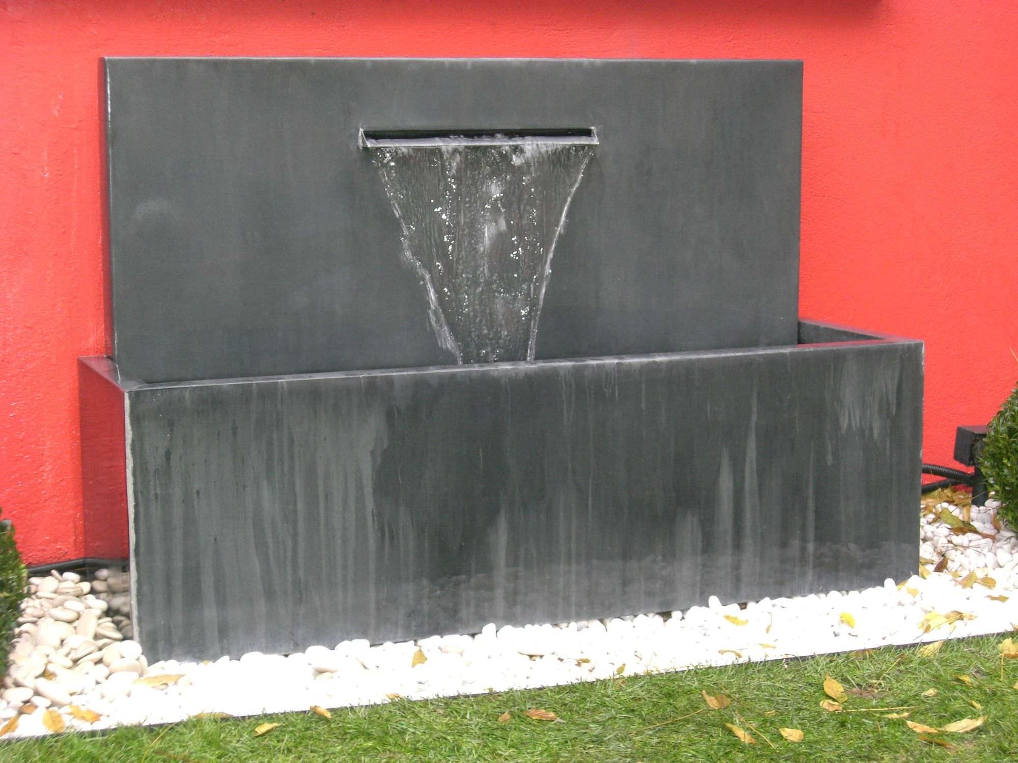 Installer Une Fontaine Dans Son Jardin - Mon Jardin Deco tout Installation Fontaine De Jardin