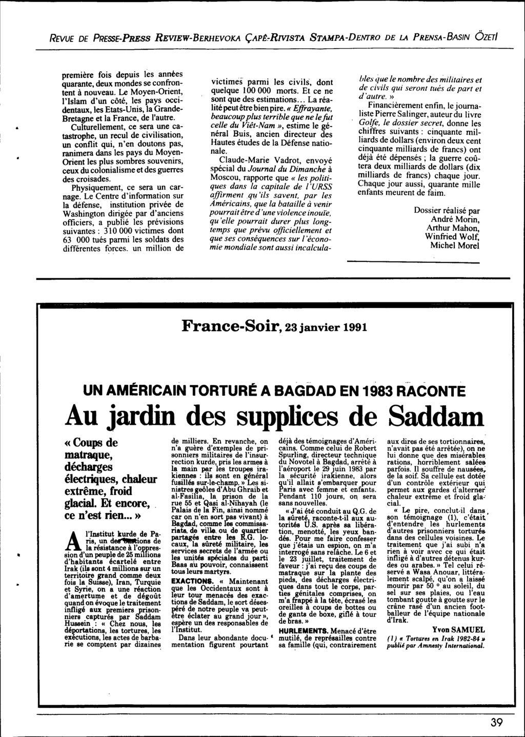 Institut Urd De Paris. Bulletin De Liaison Et D'rmation ... concernant Table De Jardin En Pierre De Lave