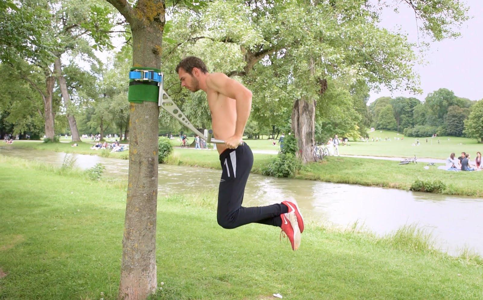 Investir Dans Une Barre De Traction Extérieure – Forme 3F à Barre De Gymnastique Pour Jardin
