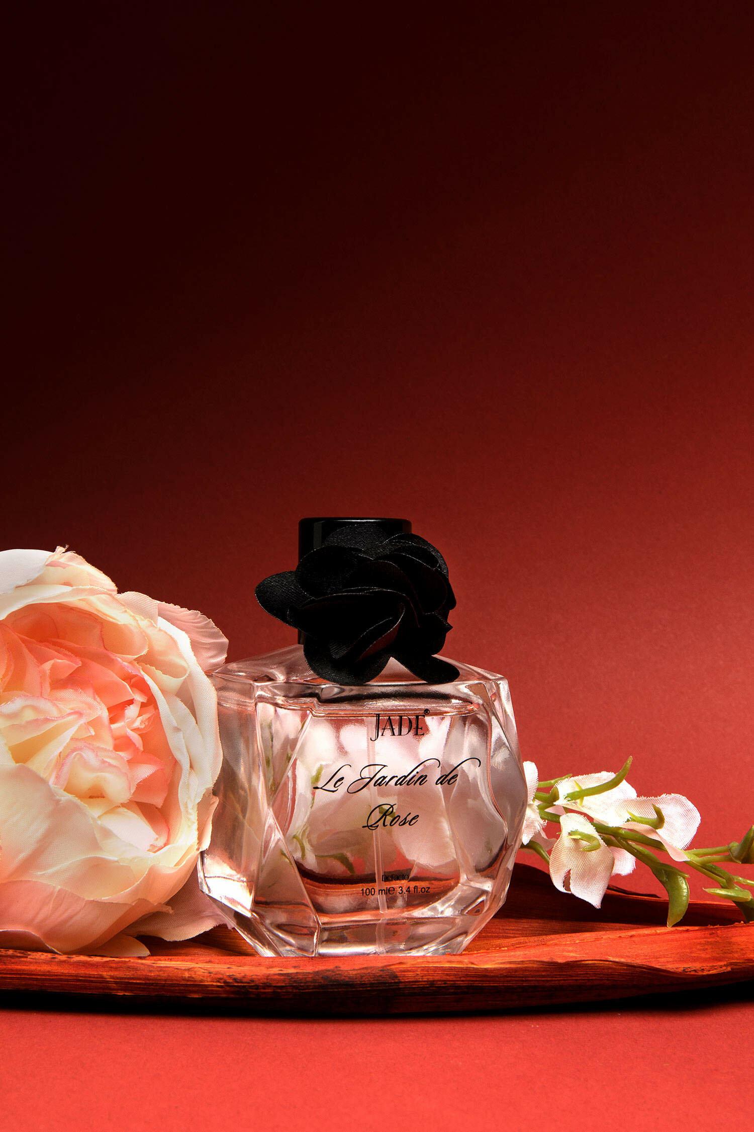 Jade Le Jardin De Rose 100 Ml Parfum dedans Salin De Jardin