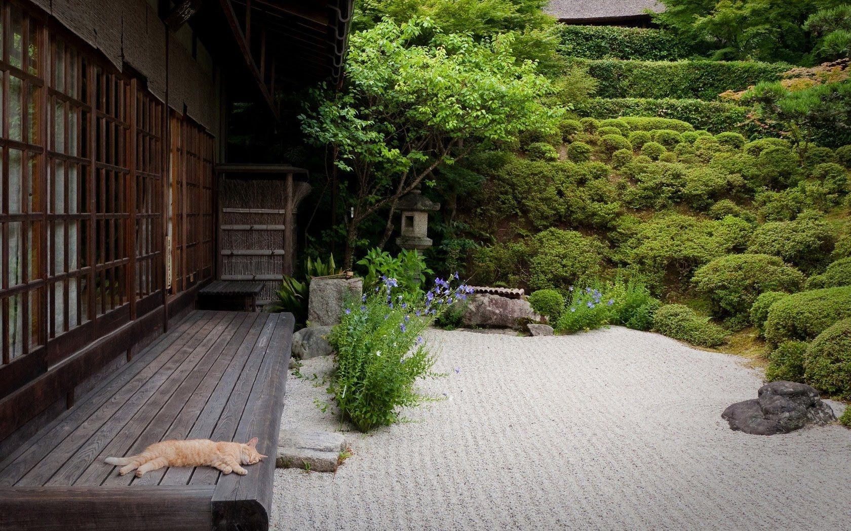 Japanese Garden Ideas For Landscaping | Amenagement Jardin ... tout Jardin Japonais Sur Terrasse