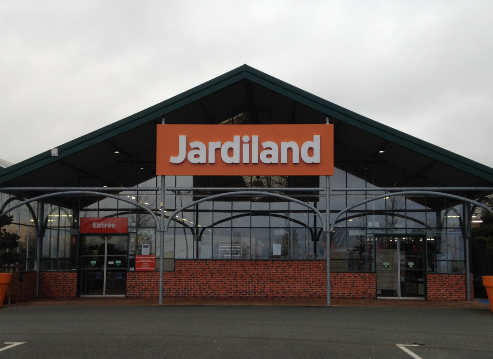 Jardiland Lisieux - Glos - Calvados tout Tonnelle De Jardin Jardiland