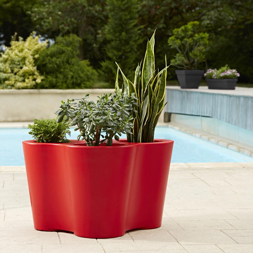 Jardin 3 Pots   Poetic Jardin encequiconcerne Jardin En Pots Potager