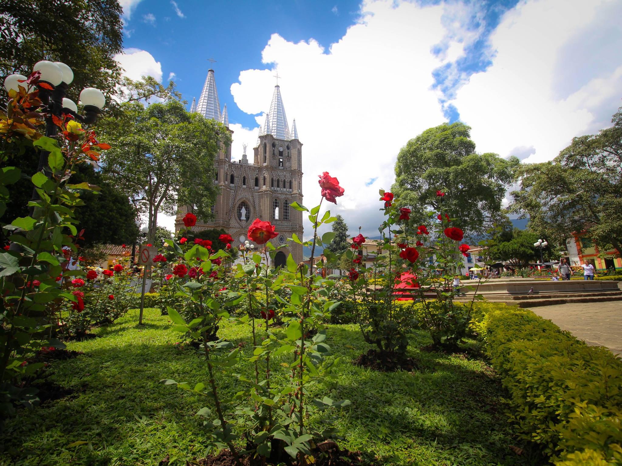 Jardín, Antioquia, Colombia - Pablo Lampion à Lampion Jardin