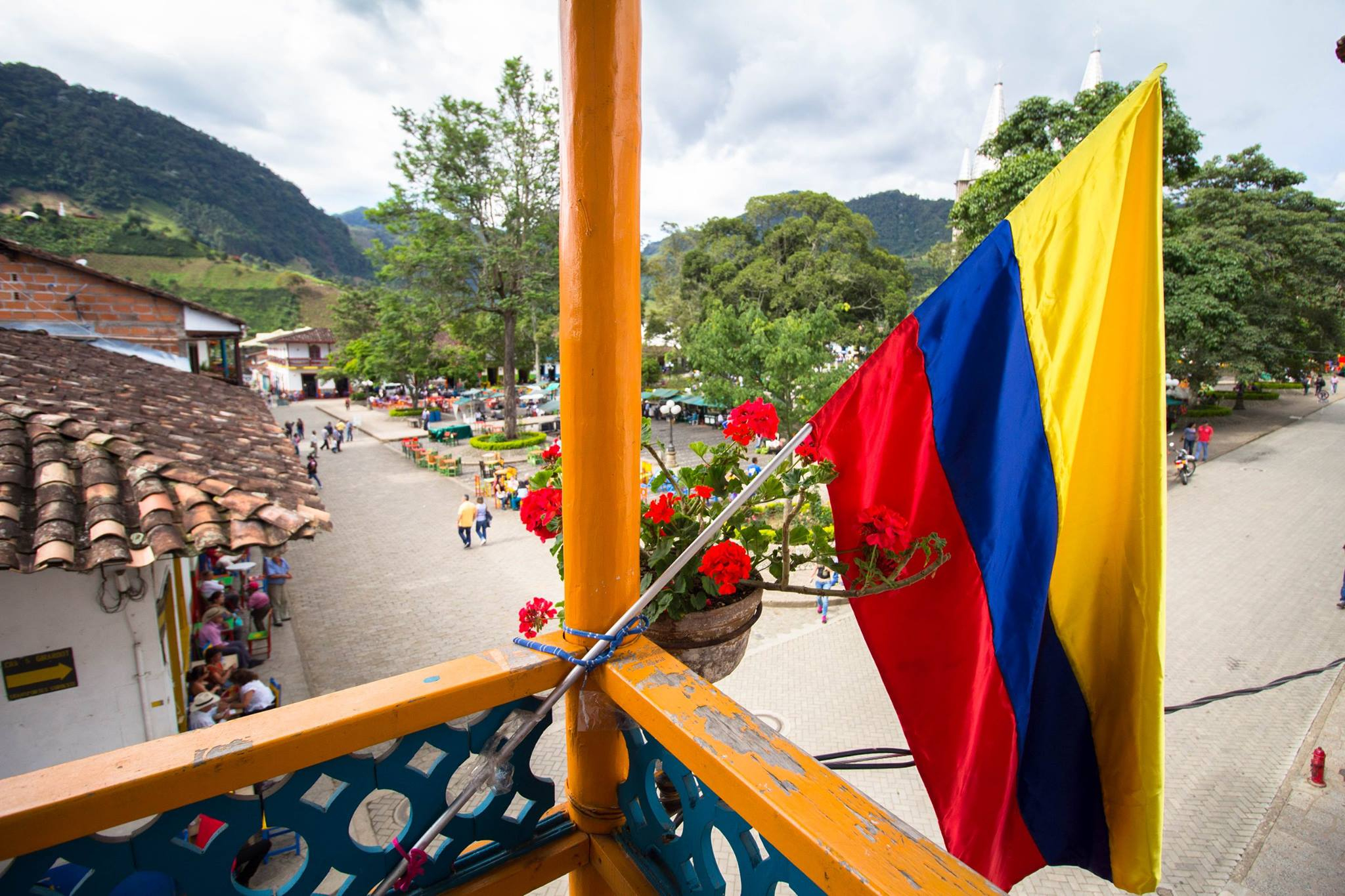 Jardín, Antioquia, Colombia - Pablo Lampion destiné Lampion Jardin