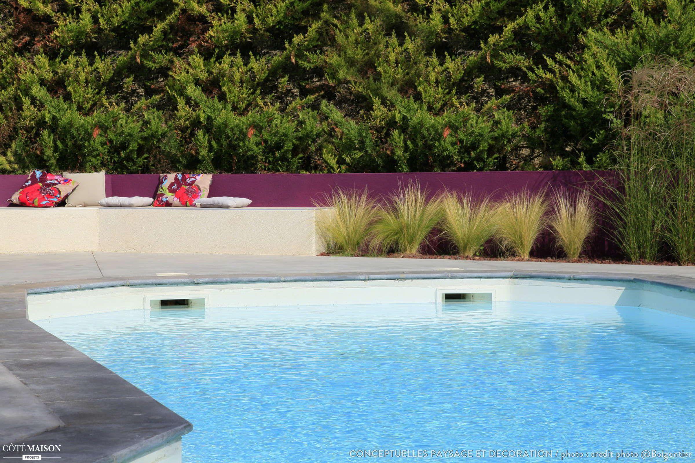 Jardin Aux Multiples Ambiances, Bouc-Bel-Air, Conceptuelles ... tout Refaire Son Jardin Paysagiste