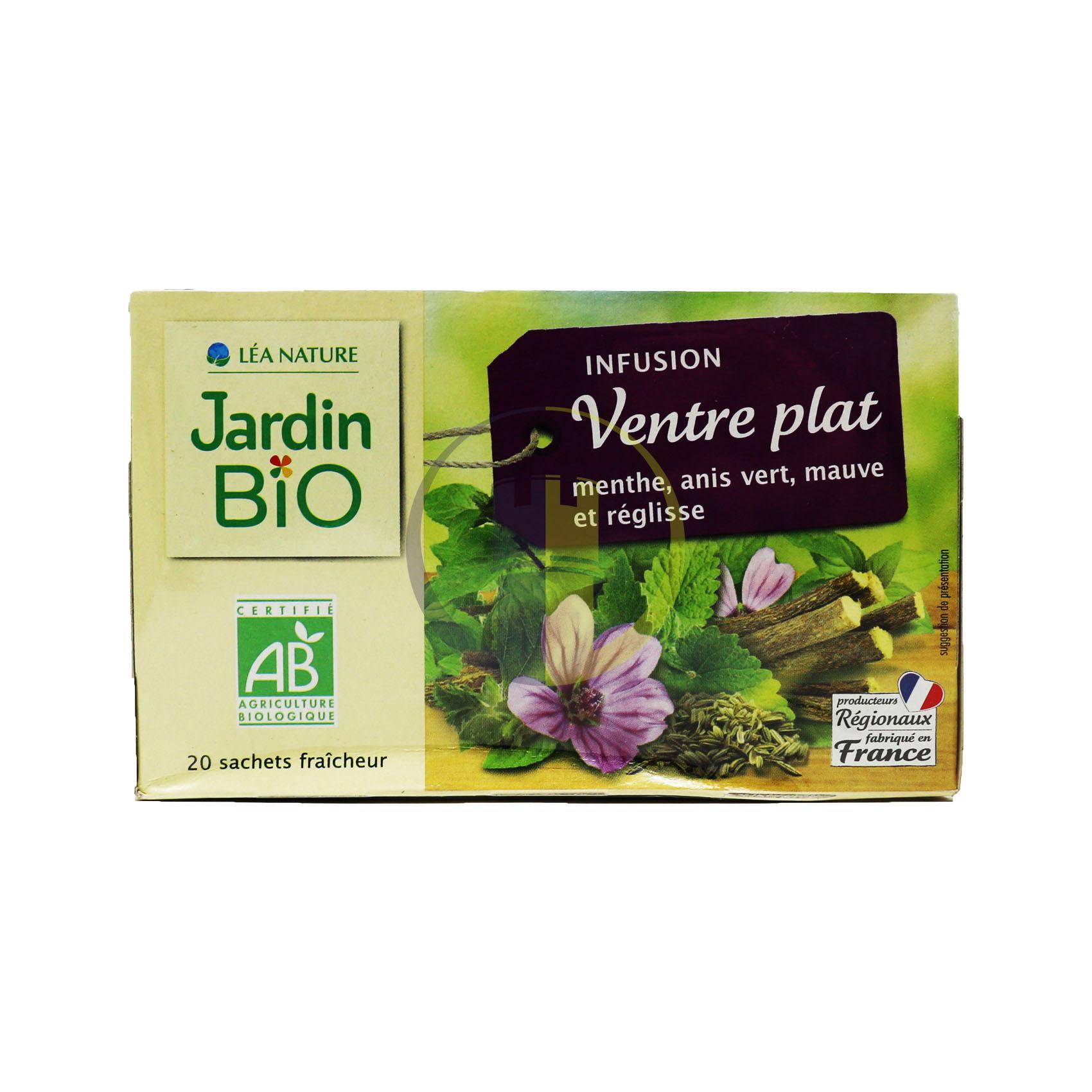 Jardin Bio Flat Stomach 30G concernant Jardin Bio Infusion