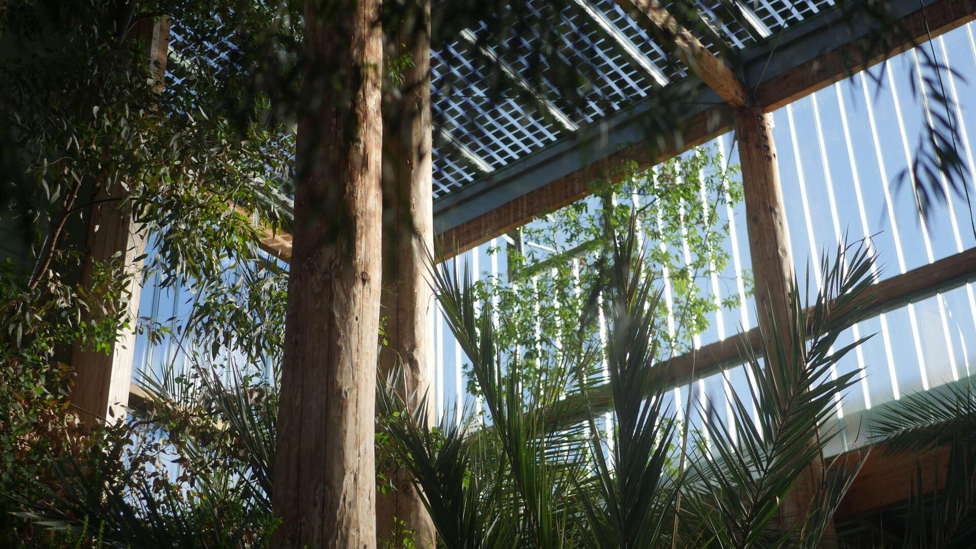 Jardin Botanique Et Ses Serres De Bordeaux Bastide tout Exposition Serre De Jardin