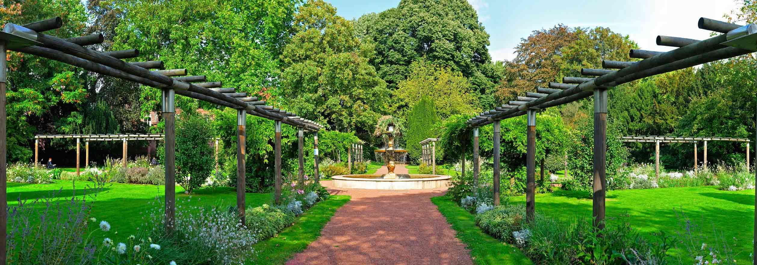 Jardin Botanique / Parcs Et Jardins / Nature En Ville ... dedans Jardin Botanique Emploi