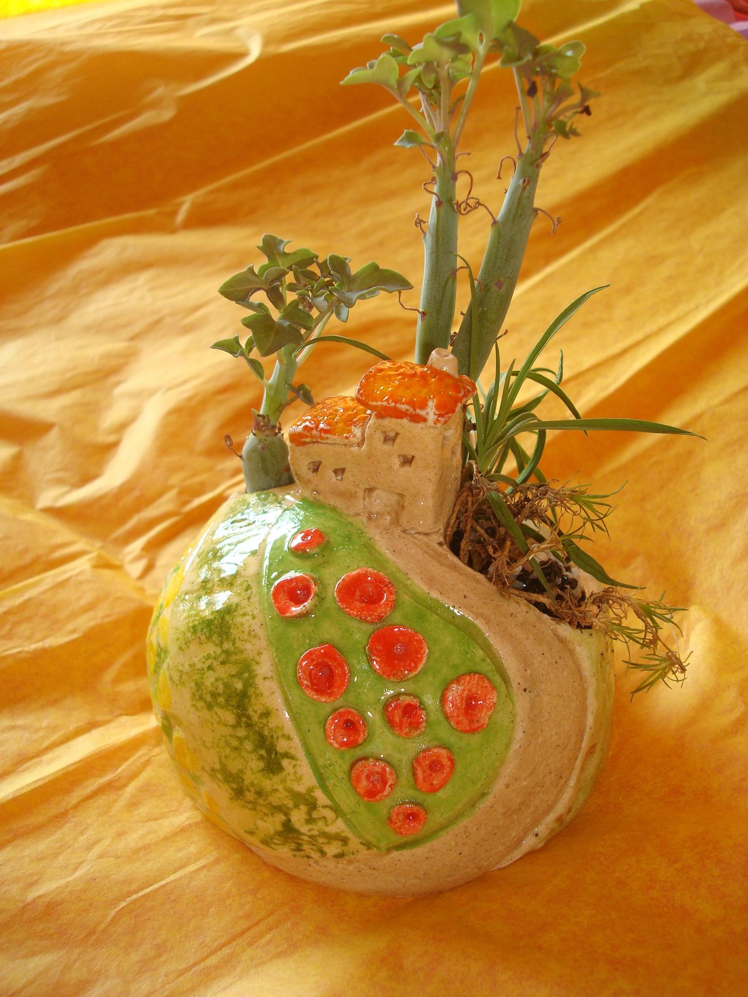 Jardin Boule - Céramique De Cris pour Boule Céramique Jardin