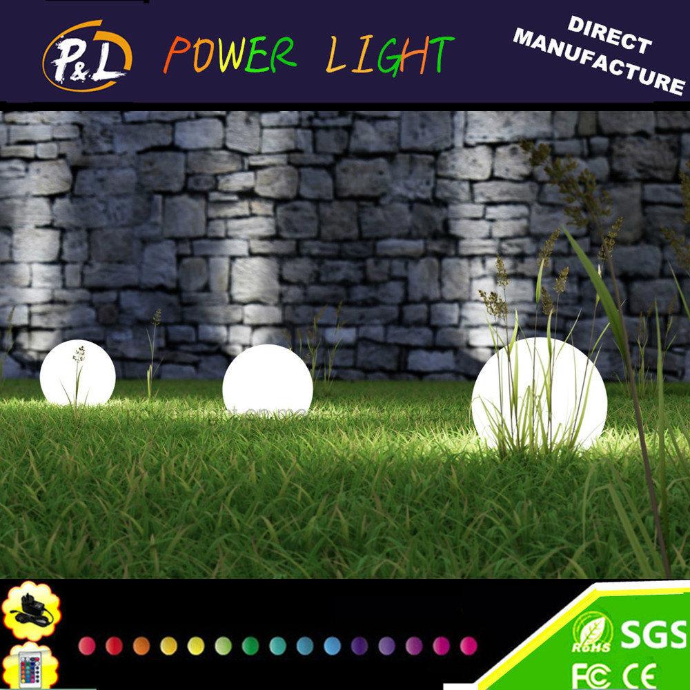Jardin Boule Led Solaire Lumineux Décoratif Photo Sur Fr ... avec Boule Décorative Jardin