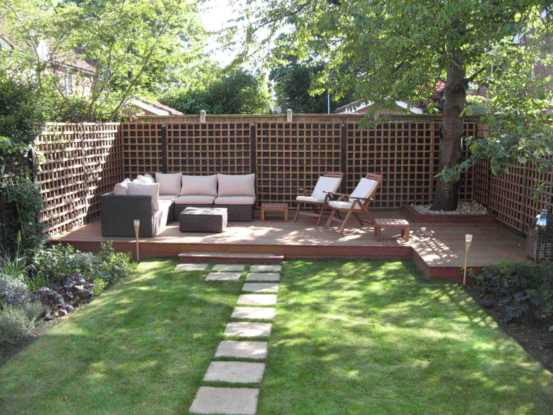 Jardin Contemporain Et Minimaliste intérieur Trompe L Oeil Exterieur Jardin