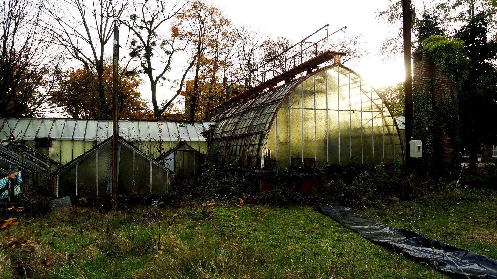 Jardin D'agronomie Tropicale, Bois De Vincennes   Jardins ... pour Hotel Des Jardins Vincennes