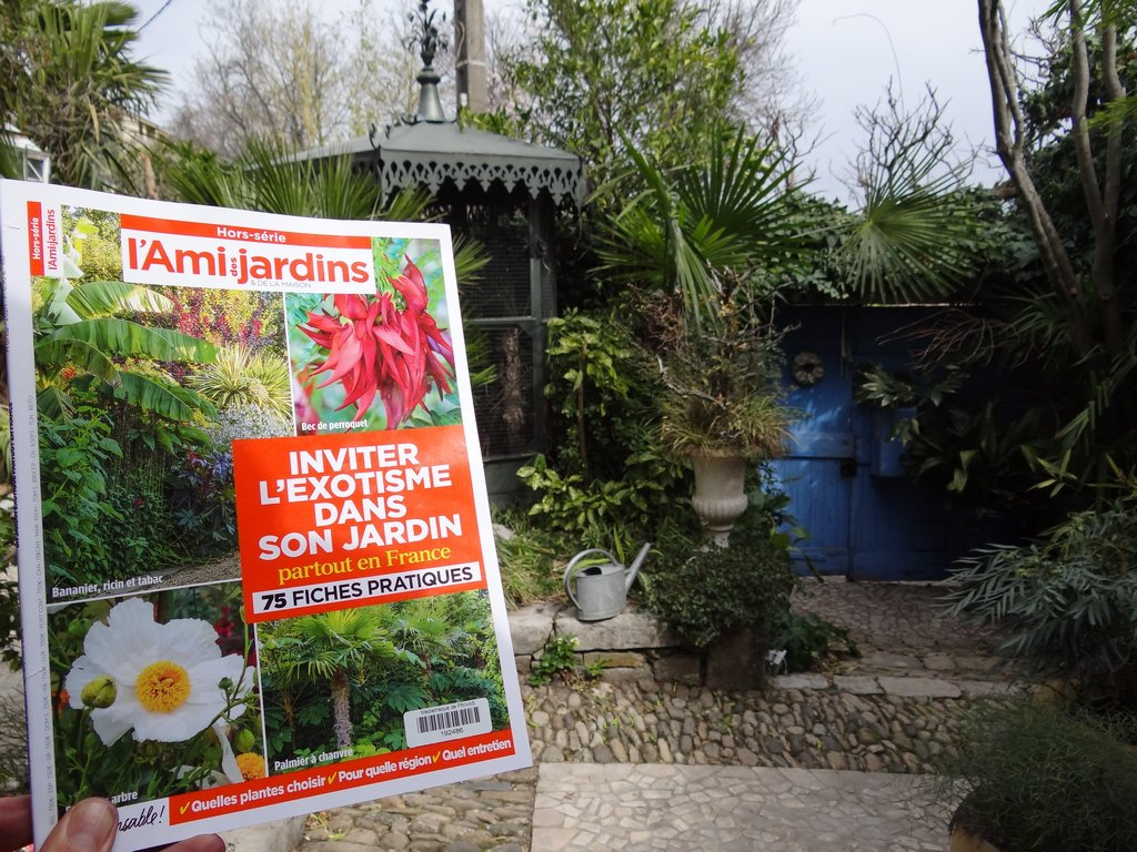 Jardin De Bésignoles: Le Jardin De Bésignoles Dans Le ... intérieur L Ami Des Jardins Hors Série