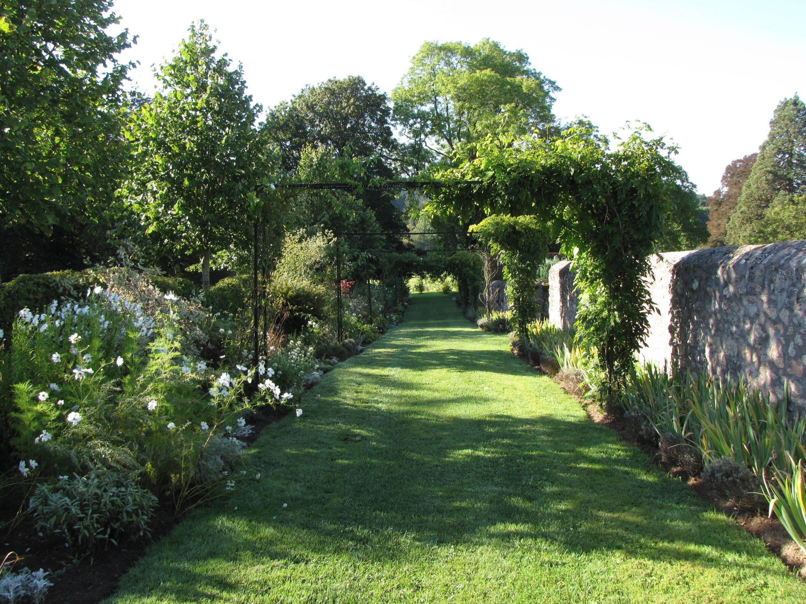 Jardin De La Chaux - 58230 Alligny-En-Morvan avec Chaux Jardin