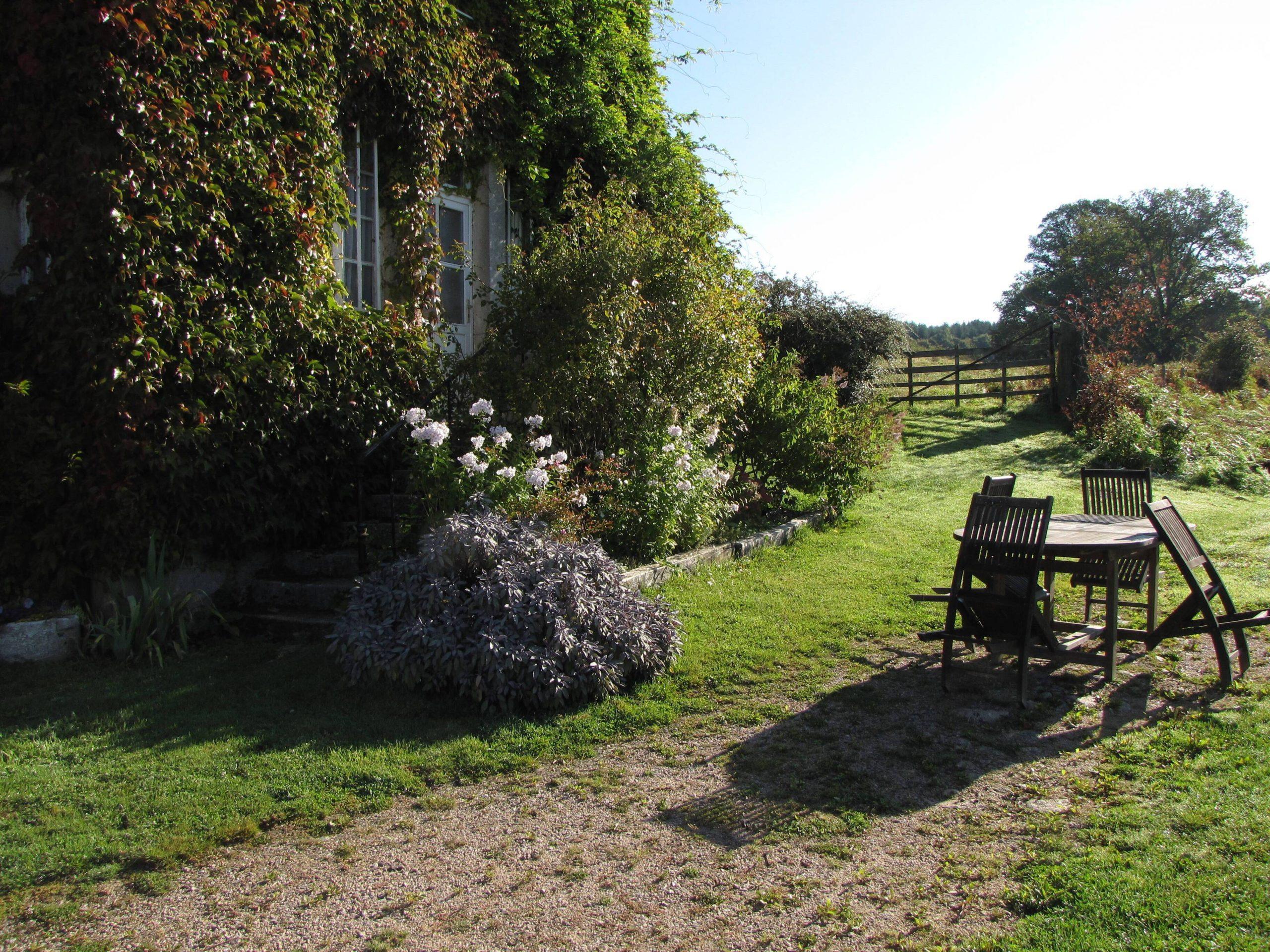 Jardin De La Chaux - 58230 Alligny-En-Morvan pour Chaux Jardin