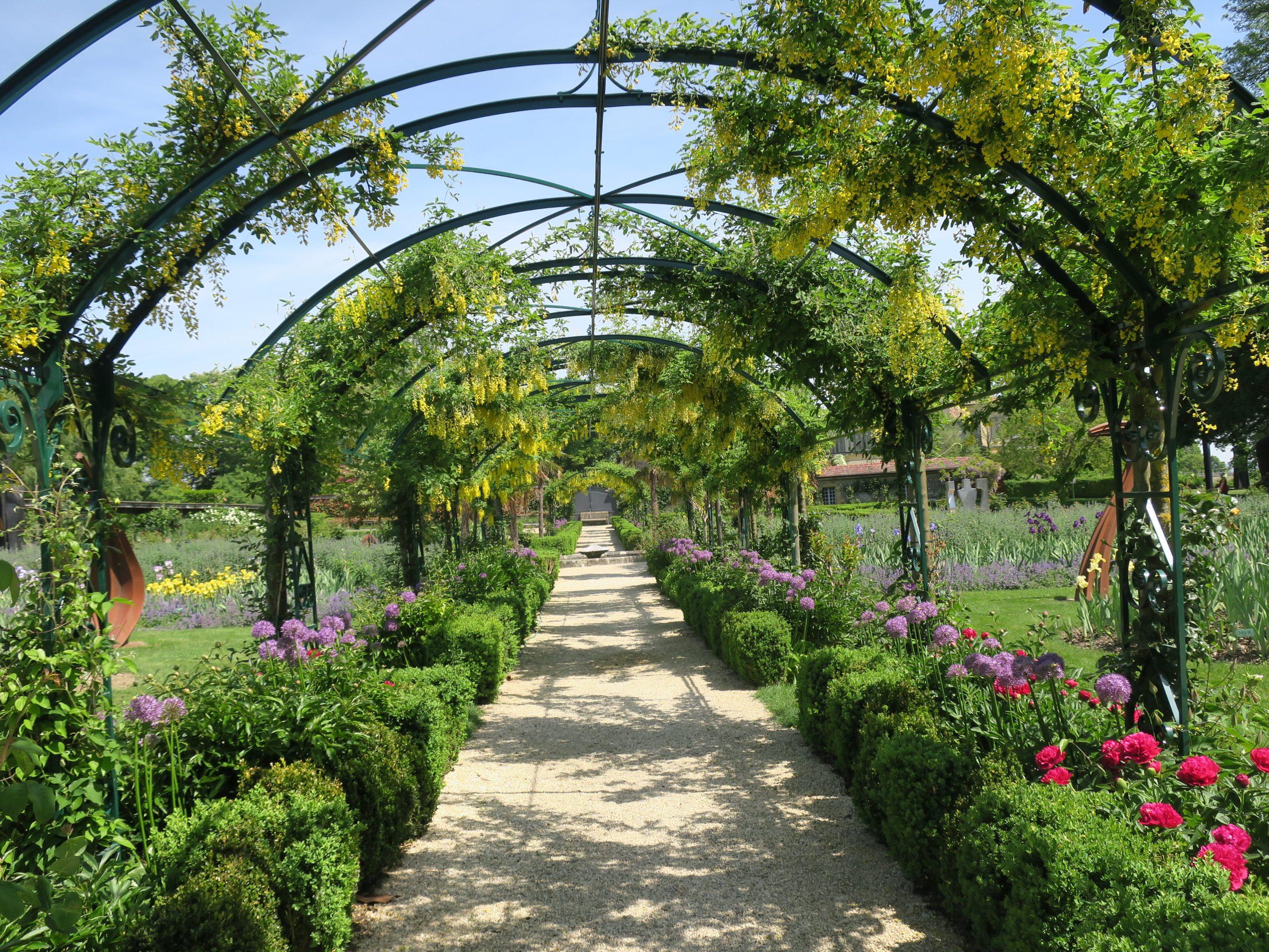 Jardin Décoration D'extérieur Tonnelles Jardin Tonnelle De ... encequiconcerne Tonelle De Jardin