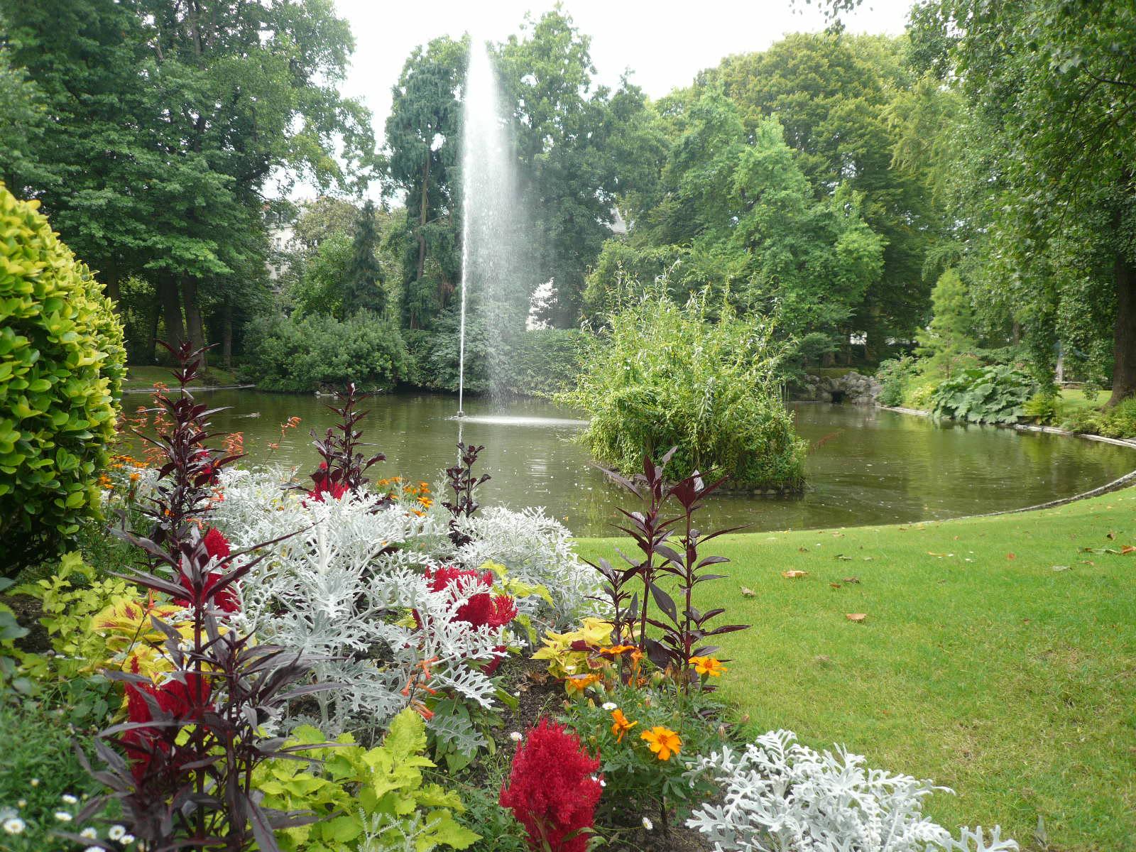 Jardin Des Plantes De Nantes — Wikipédia intérieur Exemple D Aménagement De Jardin
