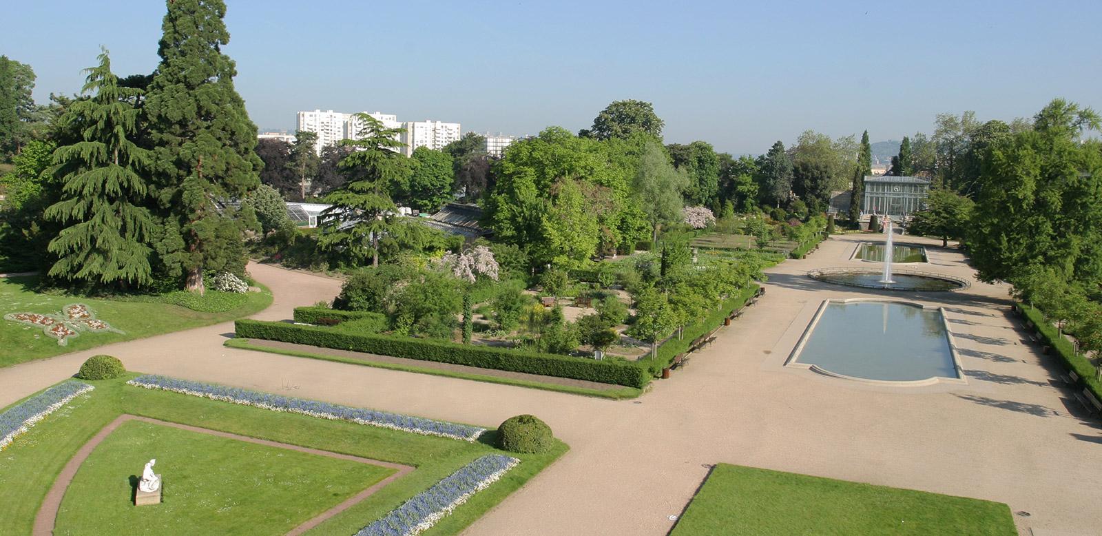 Jardin Des Plantes | Rouen.fr destiné Jardin Botanique Emploi