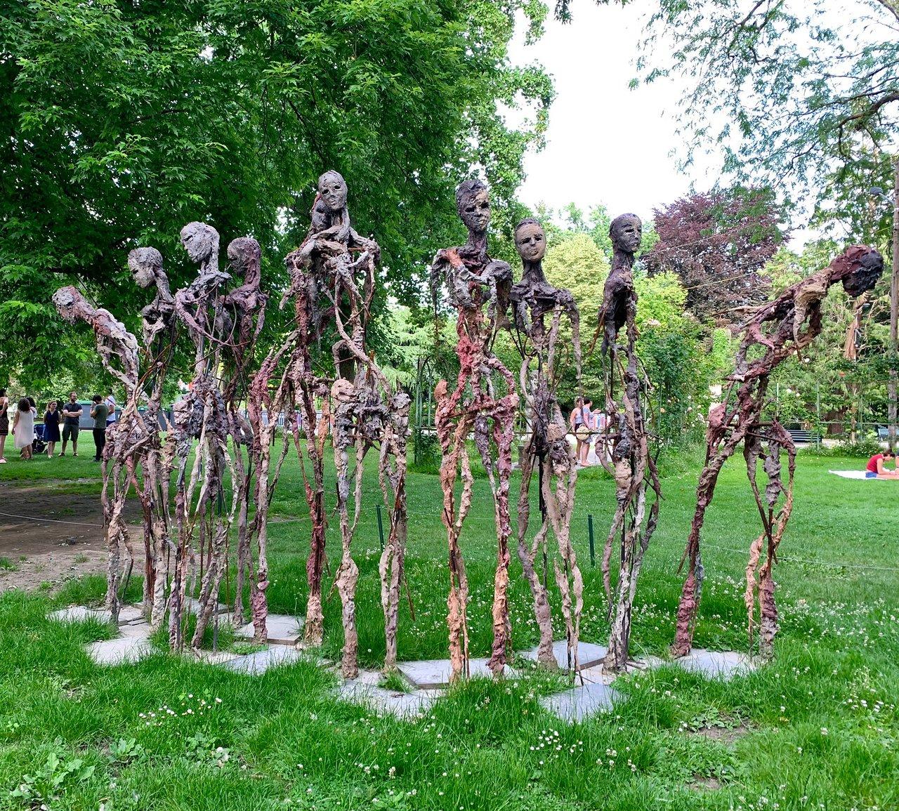 Jardin Des Plantes - Toulouse - Jardin Des Plantes Yorumları ... intérieur Salin De Jardin