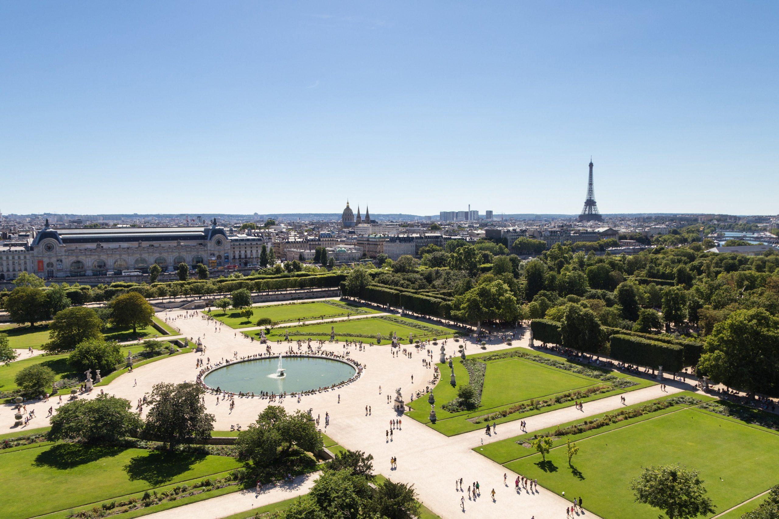 Jardin Des Tuileries, - Sports-Outdoors Review - Condé Nast ... à But De Foot Pour Jardin