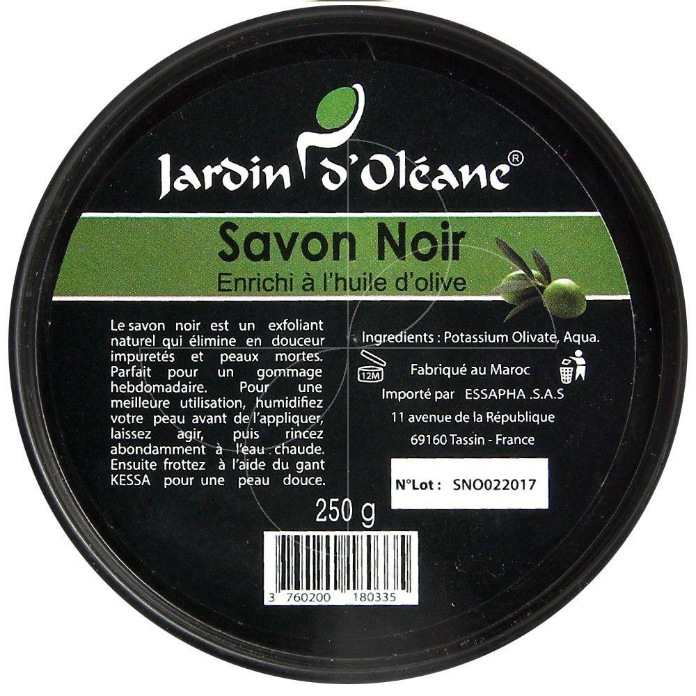 Jardin D'oléane - Savon Noir Enrichi À L'huile D'olive ... destiné Savon Noir Jardin