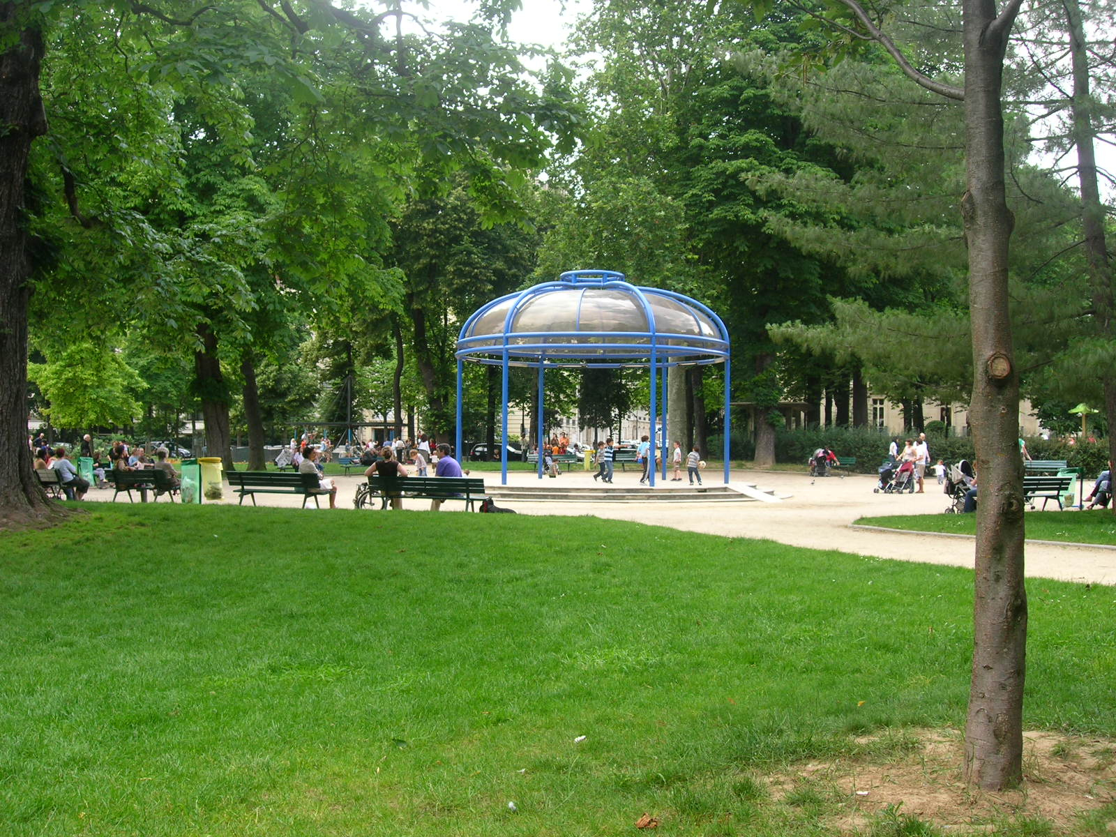 Jardin Du Ranelagh — Wikipédia encequiconcerne Petite Barriere Jardin