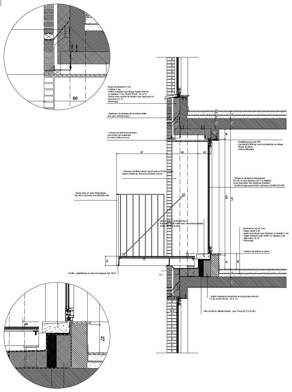 Jardin D'union - Architectesassoc. dedans Chassis De Jardin