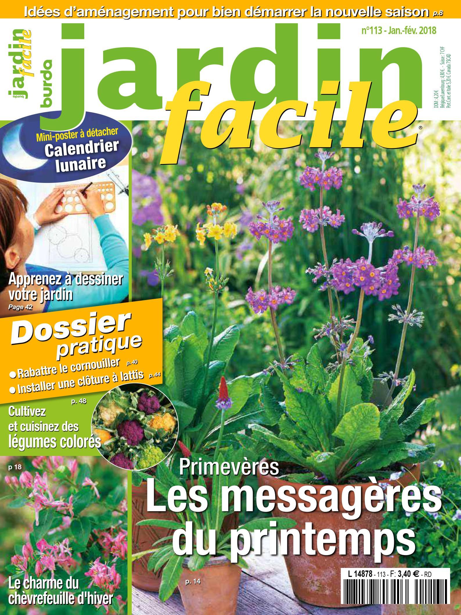 Jardin Facile tout Revue Jardin Facile