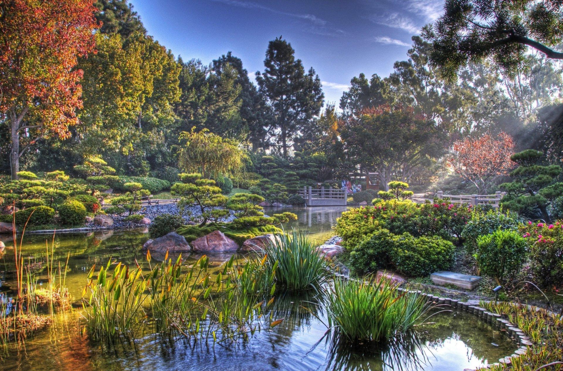 Jardin Japonais 4K Ultra Fond D'écran Hd | Arrière-Plan ... intérieur Construction Jardin Japonais