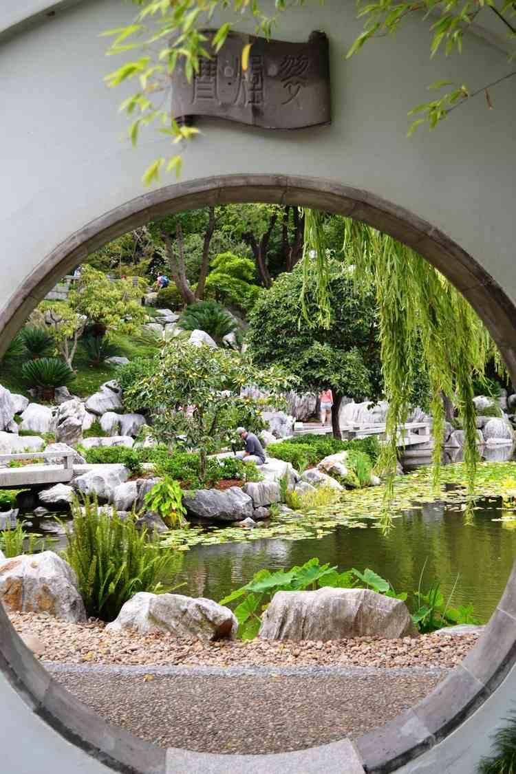 Jardin Japonais Zen : Idées Et Conseils D'aménagement Pour ... avec Petit Jardin Japonisant