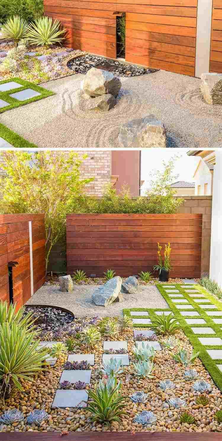 Jardin Japonais Zen : Idées Et Conseils D'aménagement Pour ... serapportantà Creer Un Petit Jardin Zen