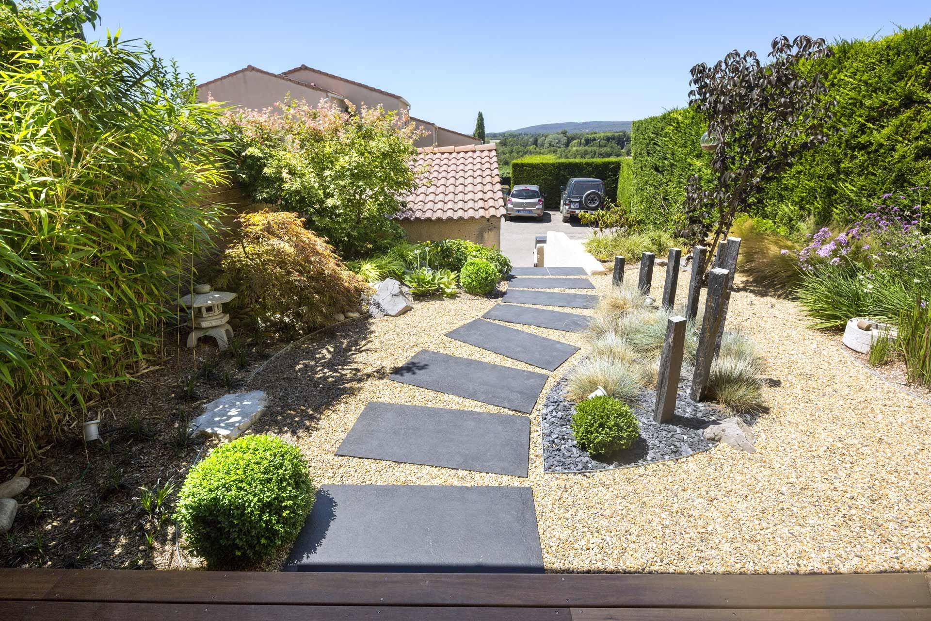 Jardin Japonisant - Morvant & Moingeon | Jardins tout Petit Jardin Japonisant