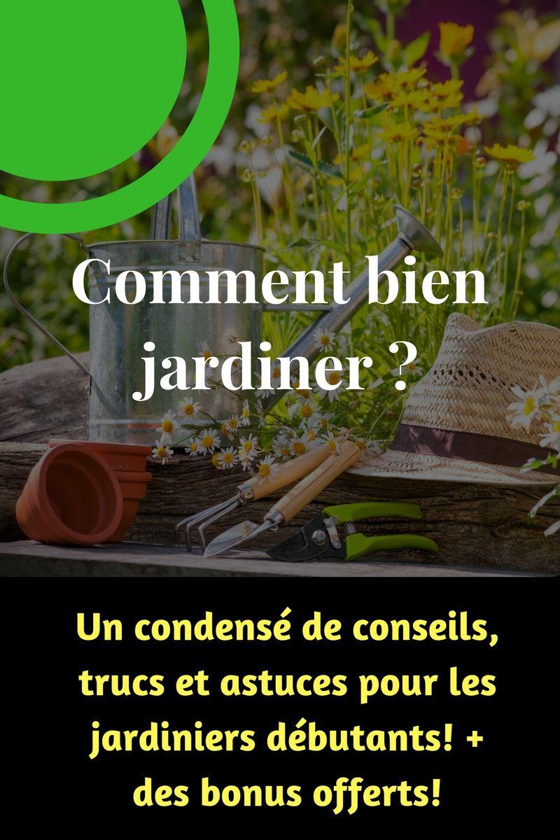 Jardin, Jardinage, Jardiner, Comment Jardiner, Avec Quoi ... destiné Jardiner Pour Les Nuls