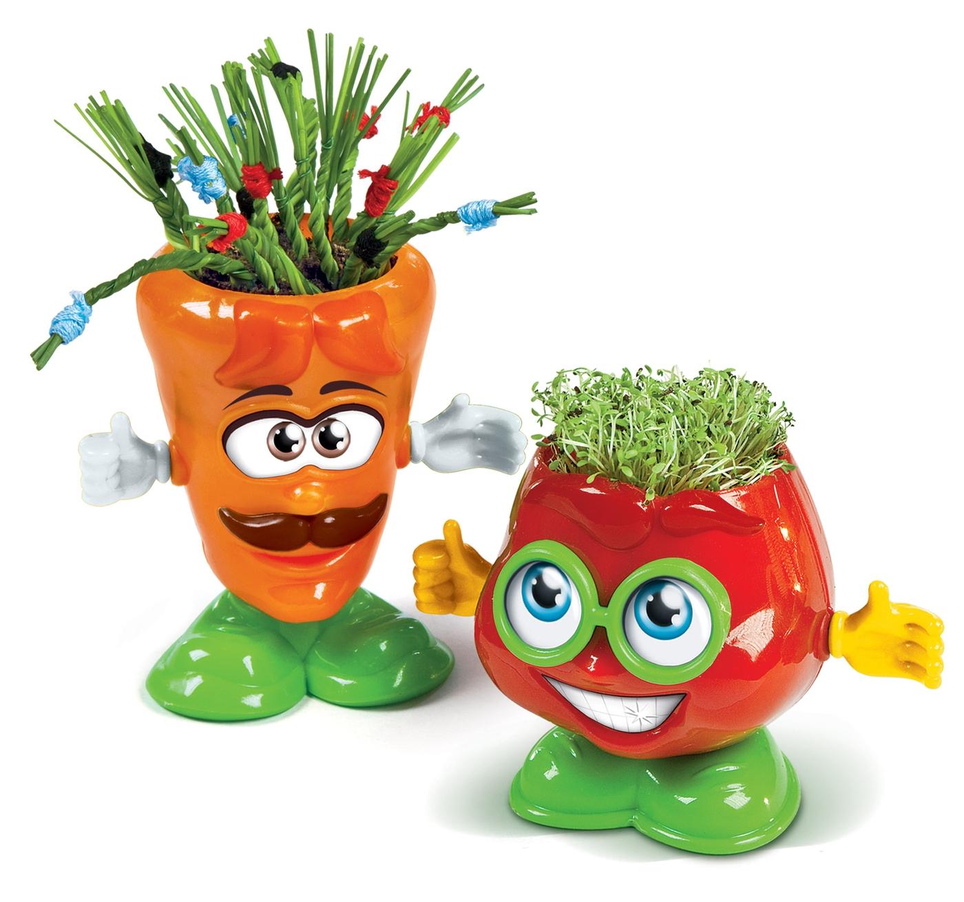 Jardin Potager - Clementoni concernant Jardin En Pots Potager