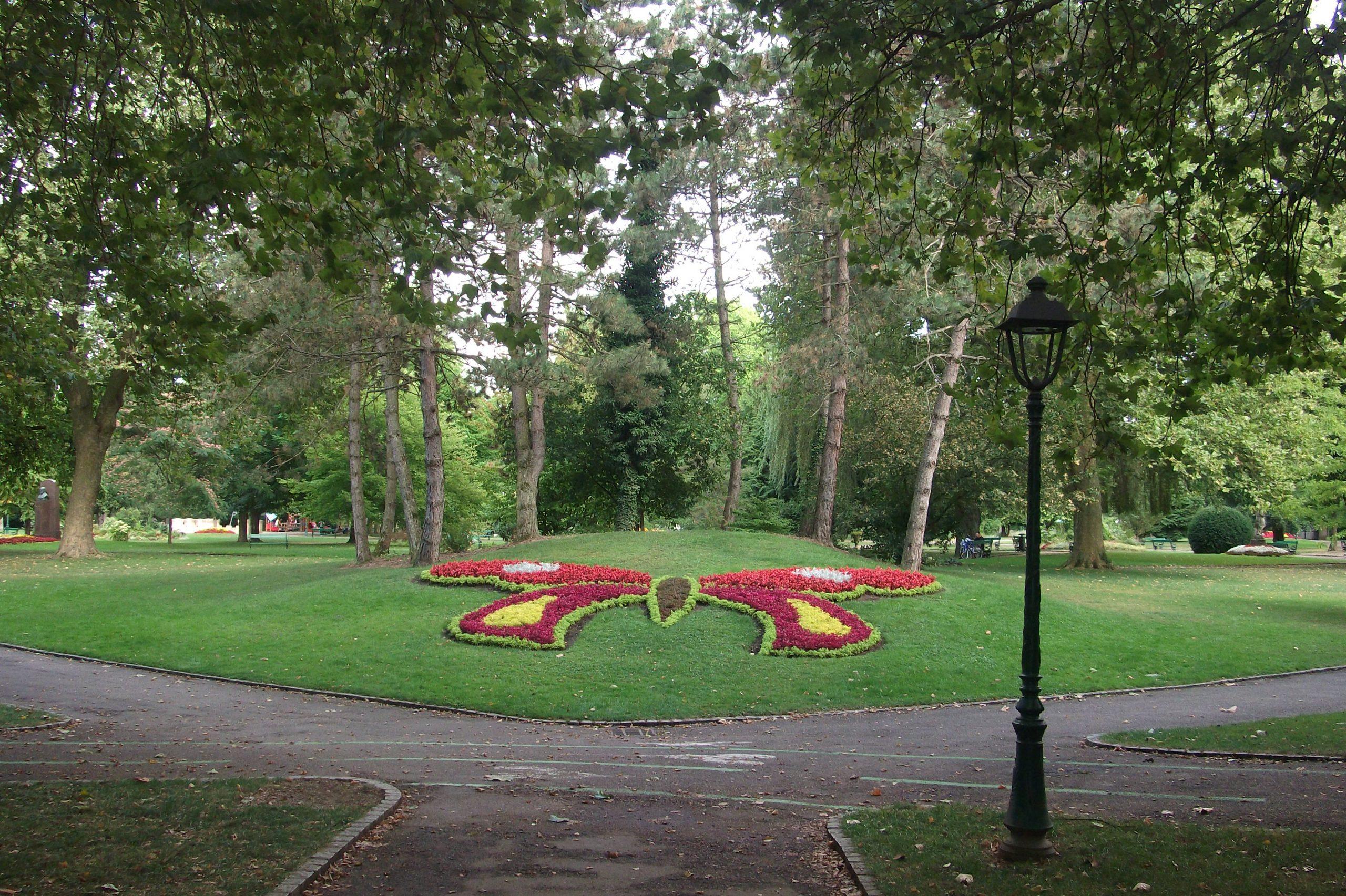 Jardin Public — Wikipédia intérieur Exemple D Aménagement De Jardin