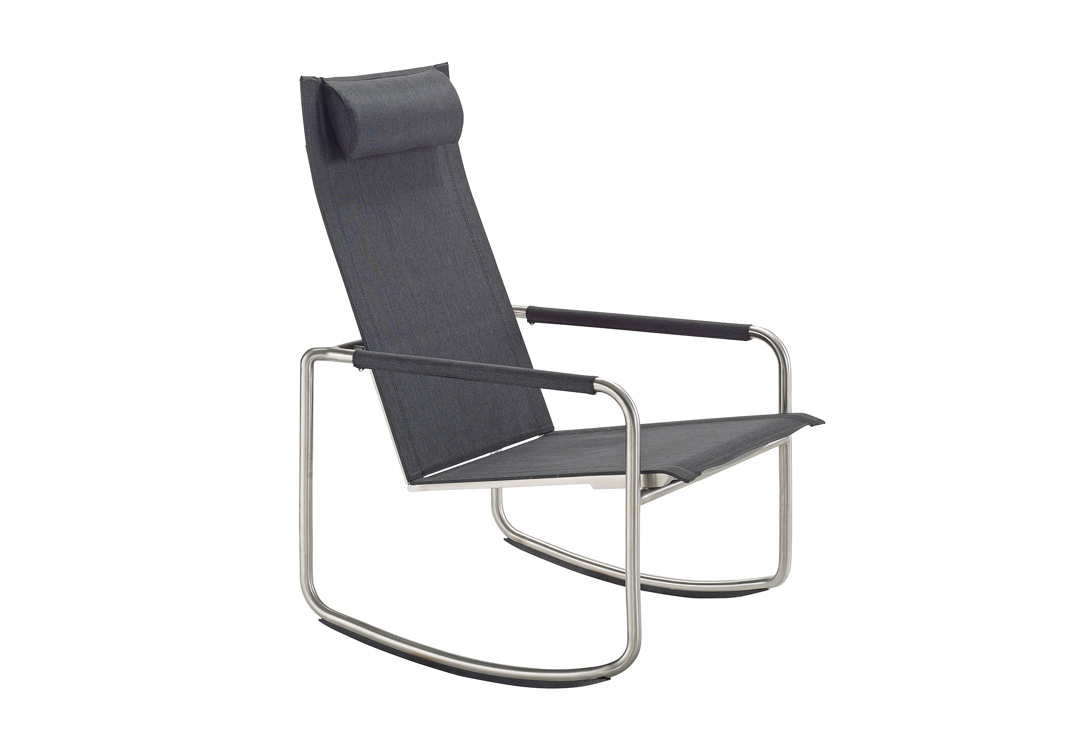 Jardin Rocking Deck Chair By Solpuri | Stylepark destiné Rocking Chair De Jardin