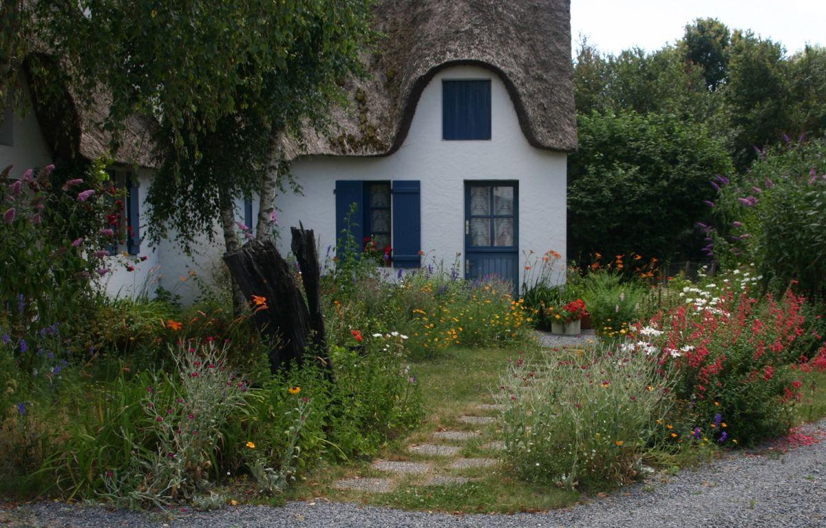 Jardin Sauvage — Wikipédia concernant Idée De Génie Jardin