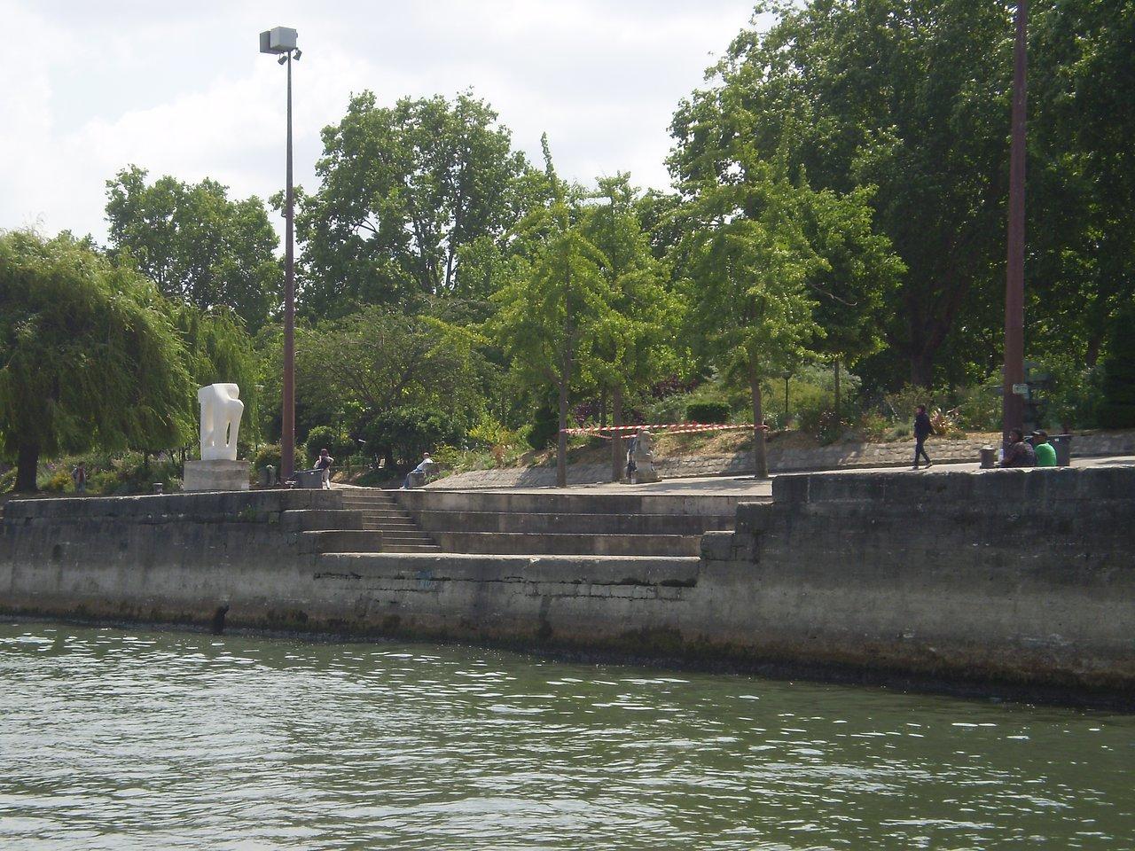 Jardin Tino-Rossi - Paris - Jardin Tino-Rossi Yorumları ... dedans Bache Verte Jardin