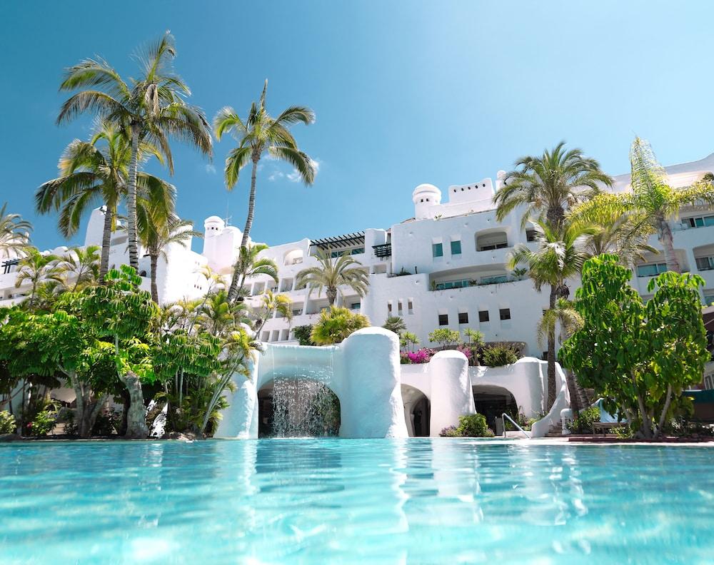 Jardín Tropical Hotel - İspanya pour Jardin Tropical Tenerife