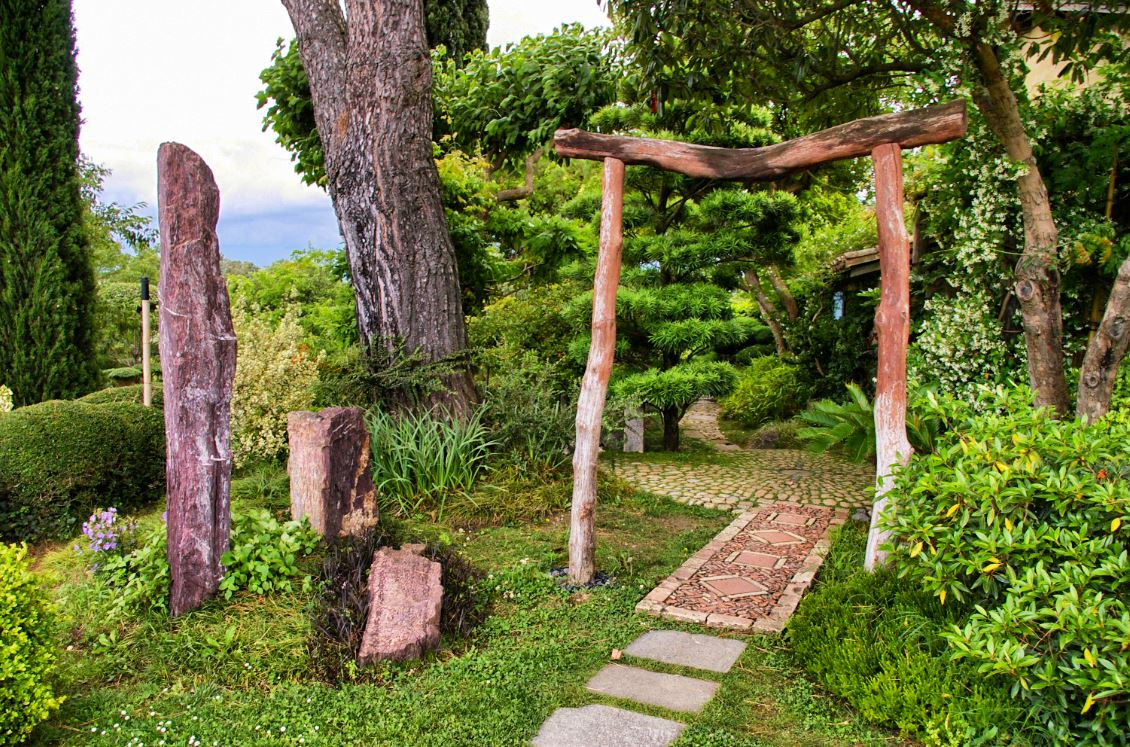 Jardin Zen Sec Concept - Idees Conception Jardin intérieur Creer Un Jardin Sec
