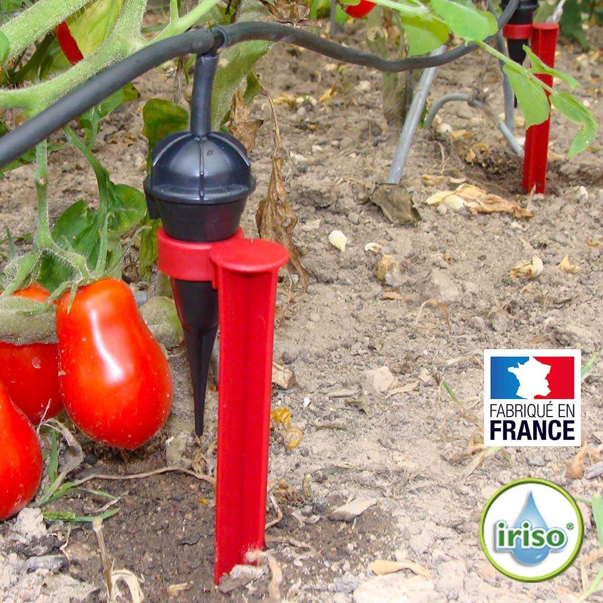 Jardinage Gozing 8 Pack Automatique Céramique Plante ... serapportantà Systeme Arrosage Jardin Potager