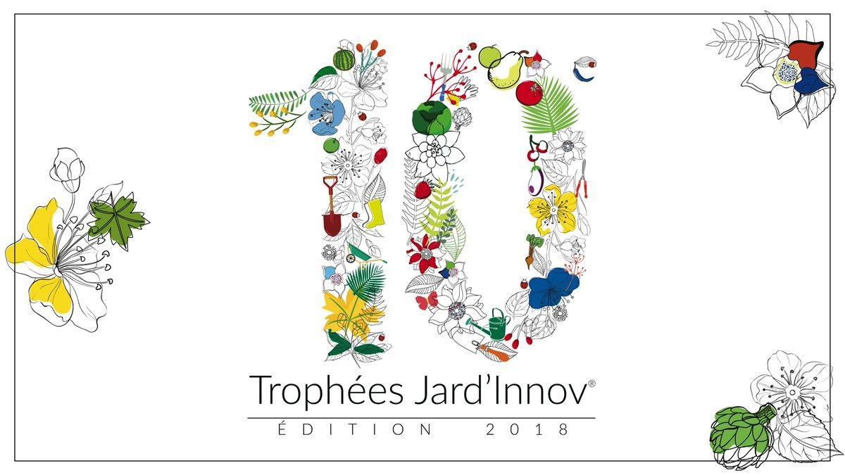 """Jard'innov On Twitter: """"la 10E Édition Des Trophées Jard ... à Salon De Jardin Truffaut"""