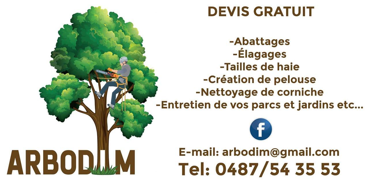 Jardins (Aménagement & Entretien De) Eugies | Pagesdor.be à Aménagement Jardin Hainaut