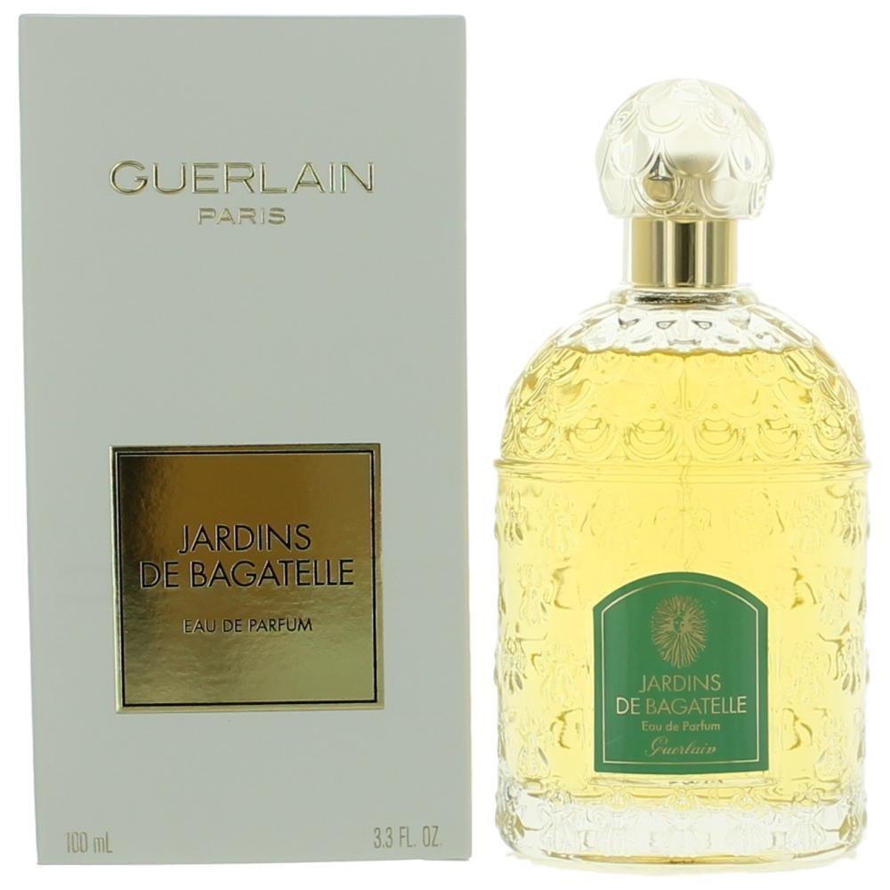 Jardins De Bagatelle By Guerlain, 3.3 Oz Eau De Parfum Spray ... dedans Jardin De Bagatelle Parfum