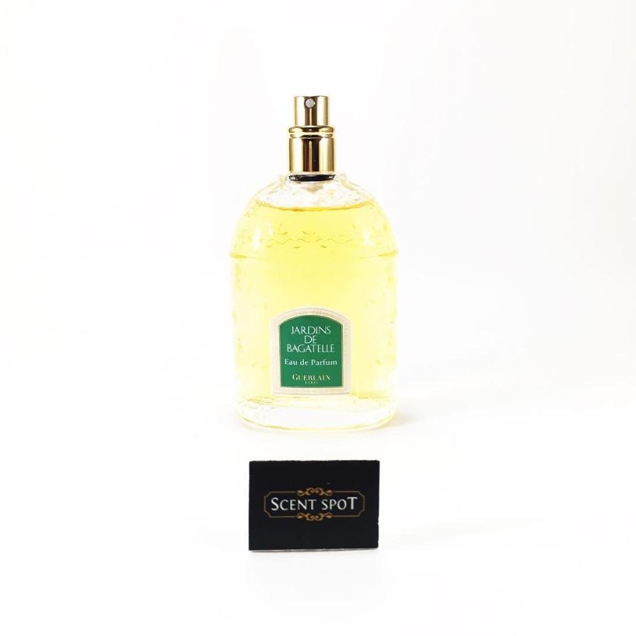 Jardins De Bagatelle By Guerlain (Tester) 100Ml Eau De Parfum Spray (Women) concernant Jardin De Bagatelle Guerlain